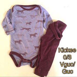 Kickee Pants